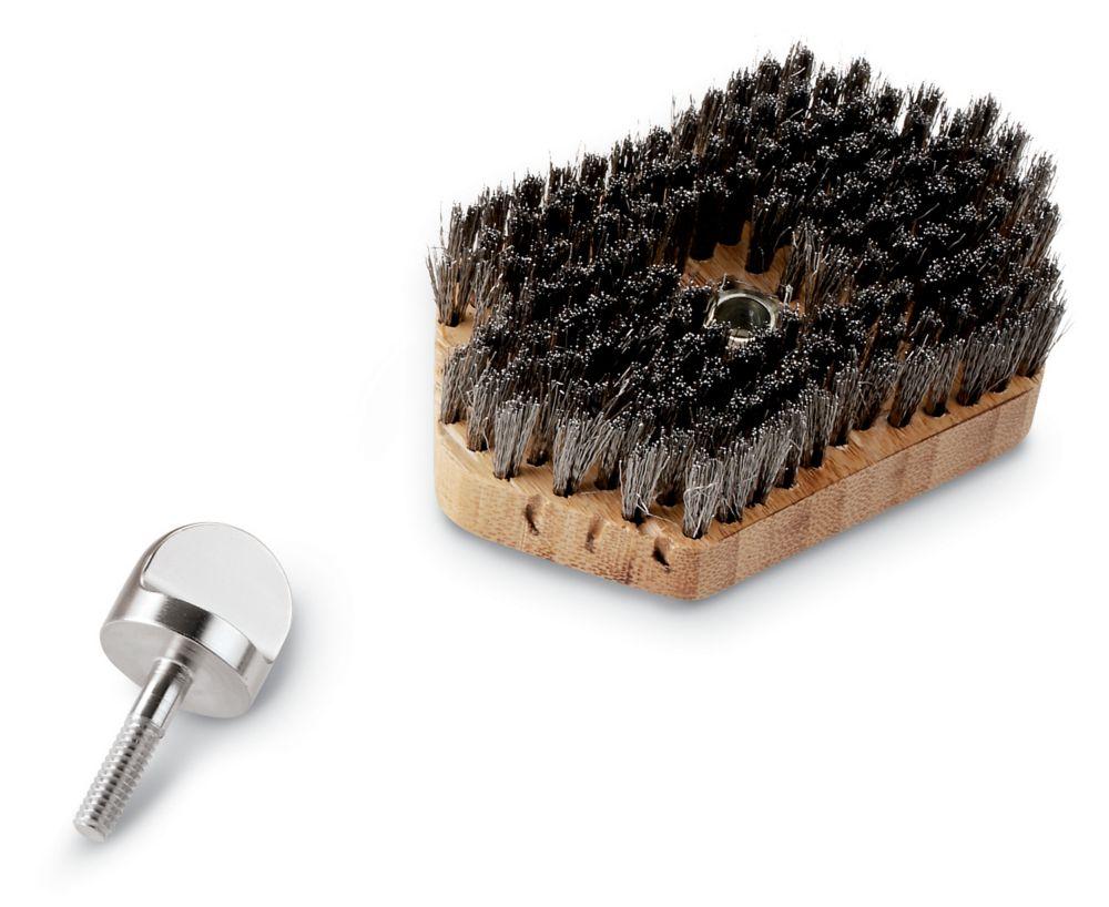 Tête de remplacement pour brosse en bambou