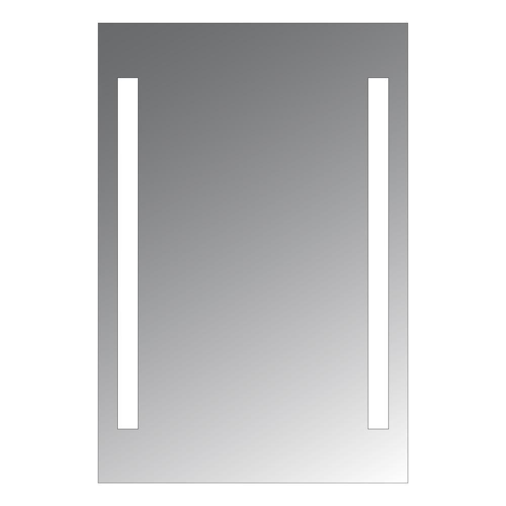 Alex 24 Inch X 36 Inch LED Lighted Mirror