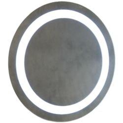 Civis Usa Illana Led Lighted Mirror 24 Inch Round