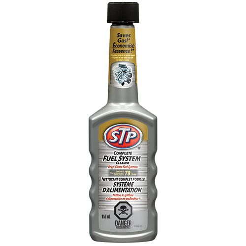 STP Complete Fuel System Cleaner 155ml