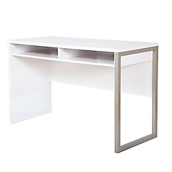 Interface Interface Desk in Pure White