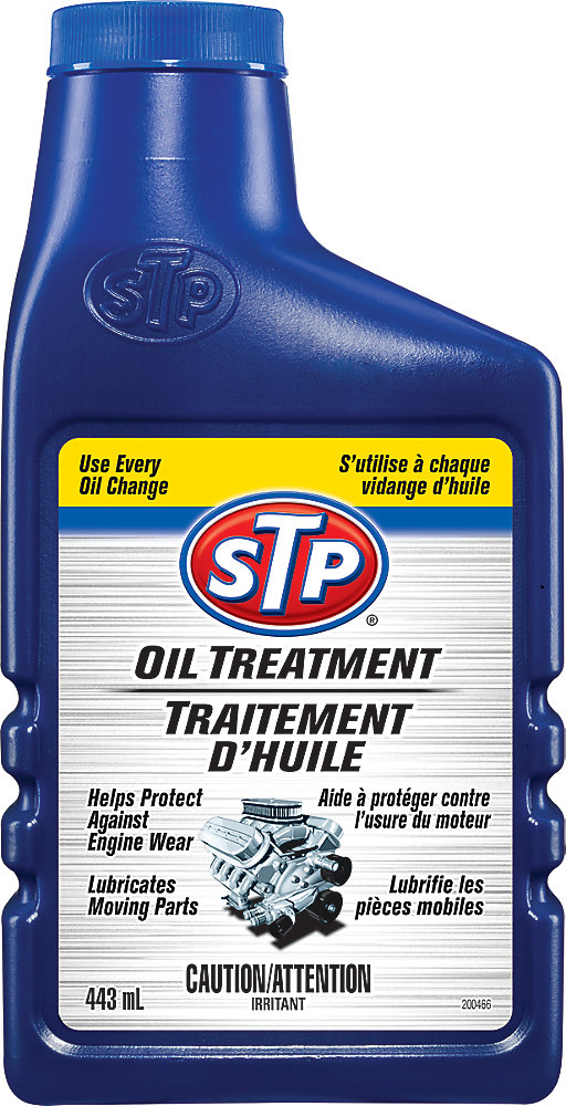 STP Oil Treatment 400ml