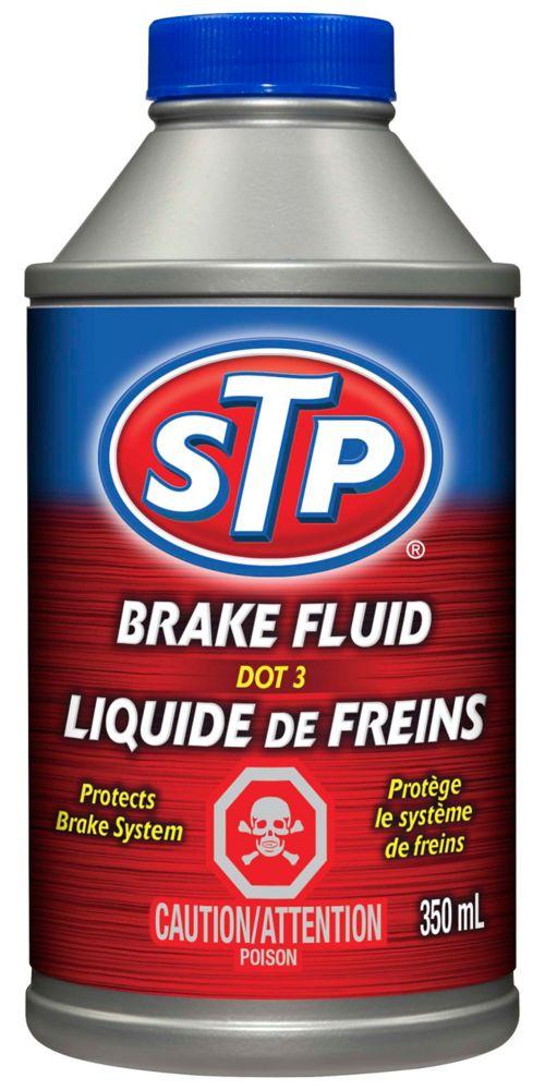 Brake Fluid DOT 3 350ml