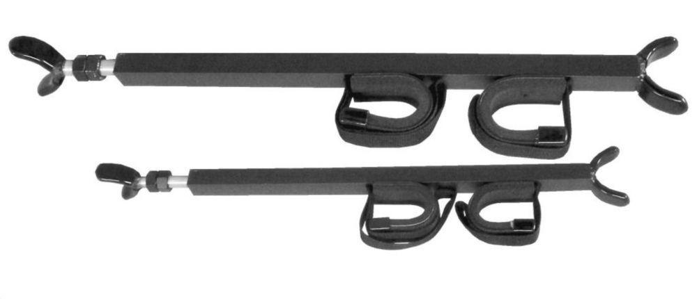Great Day Inc. Quick Draw Overhead Gun rack for UTVs, 9-9 3/4-inch
