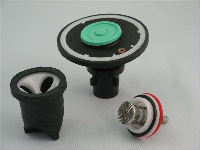 Jag Plumbing Products FLUSHOMETER INSIDE PARTS KIT, 1.0 GPF, FITS NEW SLOAN 3 PIECE STYLE, 1.0 URINAL AS WELL AS ZURN*