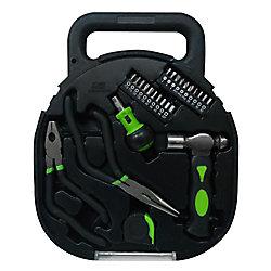 Logix 25-Piece Tool Set