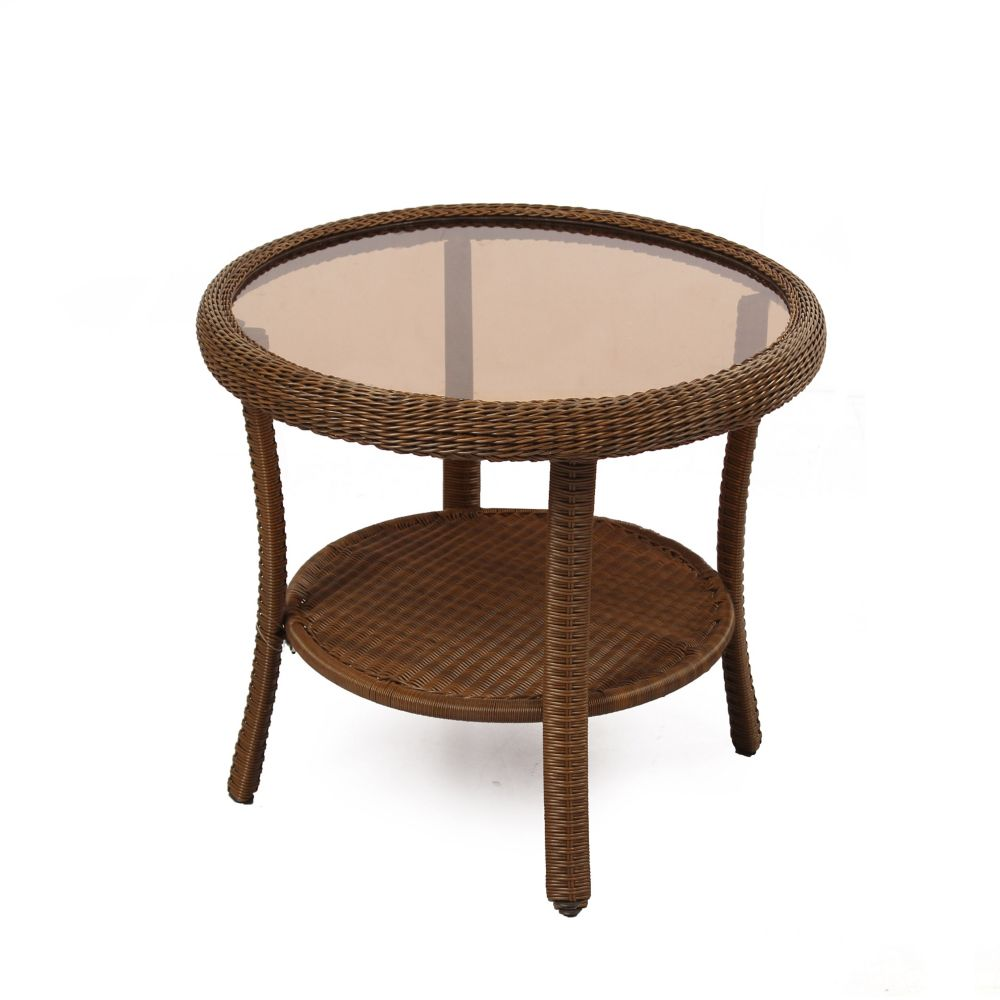 Spring Haven Round Side Table