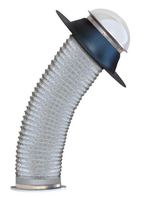 Tube de Lumière Flexible - ENSEMBLE PLAT - 13 po