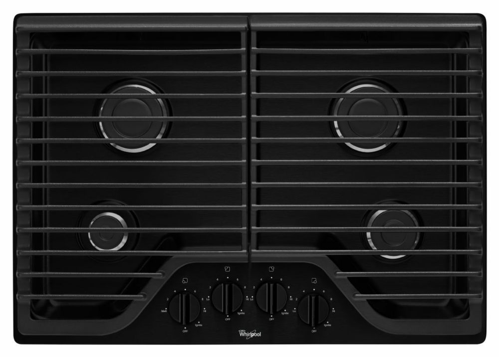 Maytag 30 Inch Gas Cooktop With Multiple SpeedHeat Burners