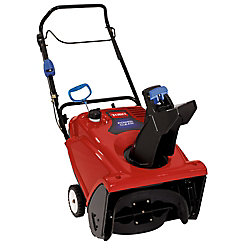 Toro Power Clear 721 QZE Single Stage Gas Snow Blower with 21-inch Clearing Width