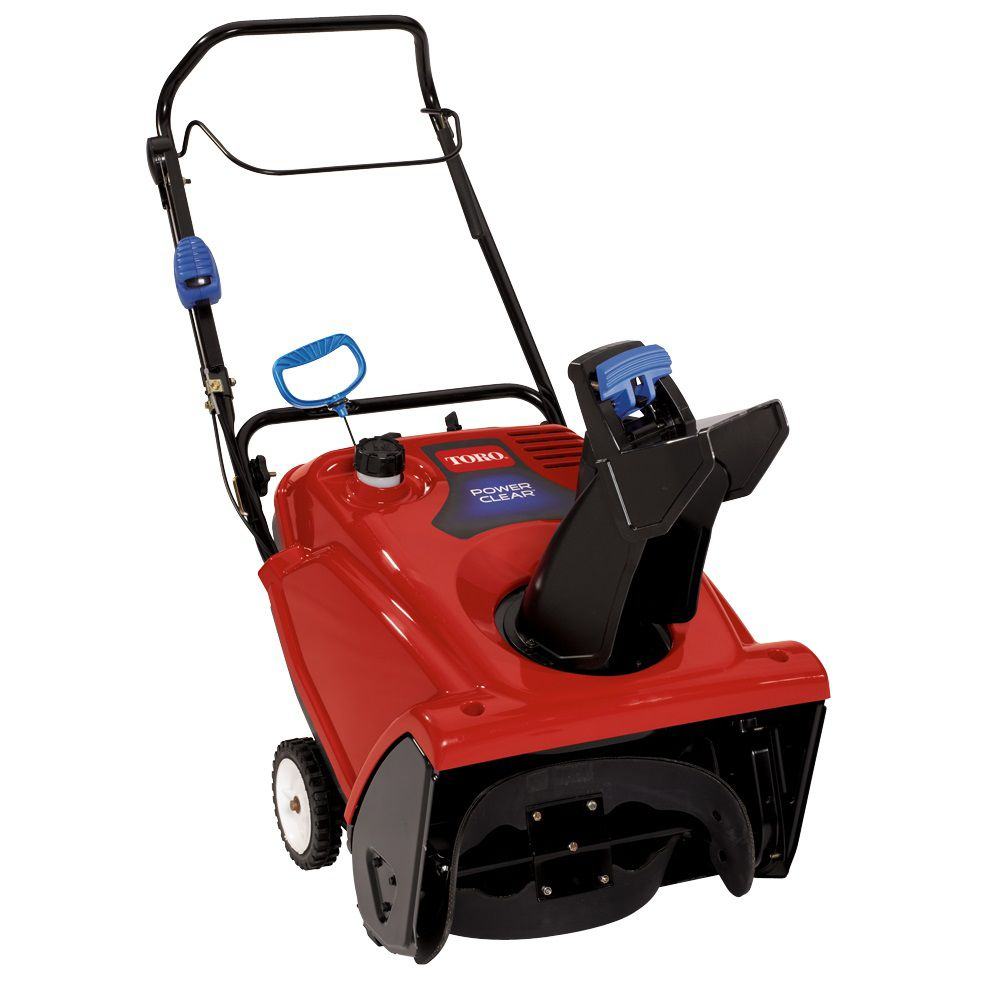 Power Clear 721 QZE Single Stage Gas Snow Blower with 21-inch Clearing Width