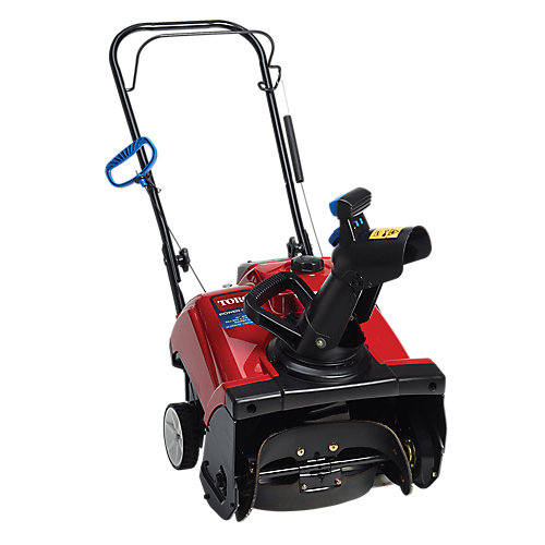 Power Clear 518 ZE 18-inch Single-Stage Gas Snow Blower