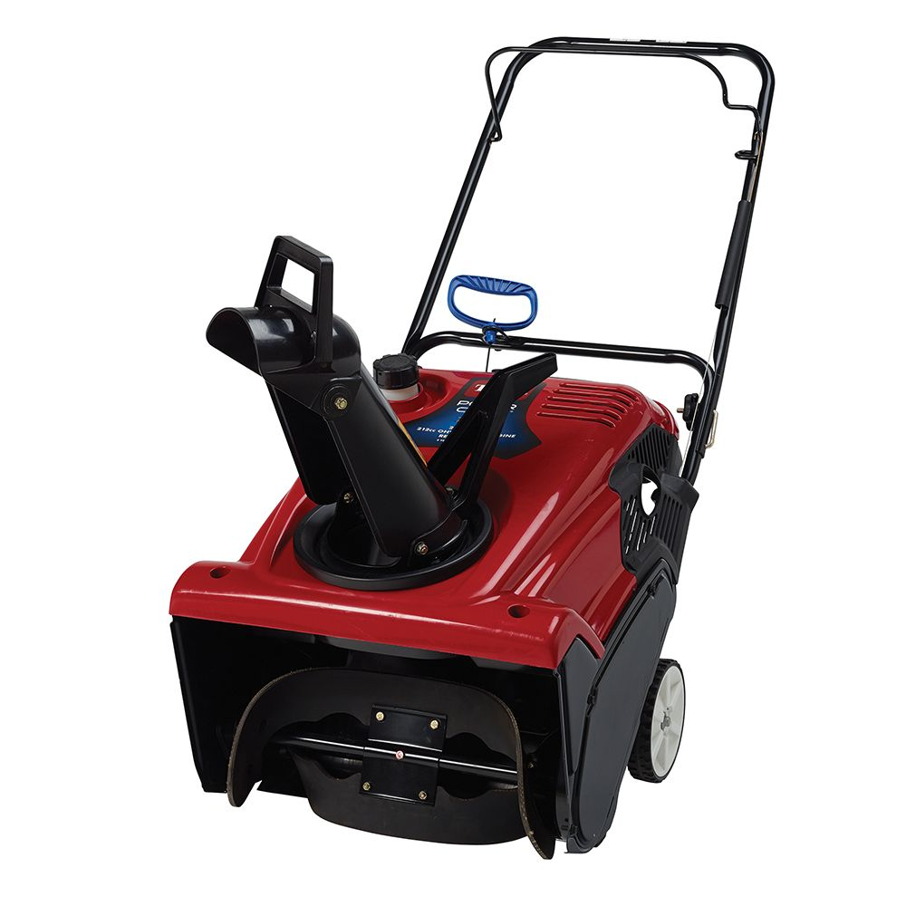 Toro Power Clear 721r Single Stage Gas Snow Blower With 21