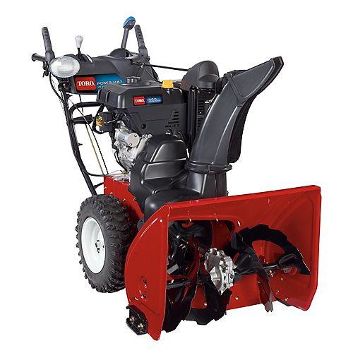 Toro Power Max HD 928 OHXE 2-Stage Electric Start Gas Snowblower with 28-inch Clearing Width