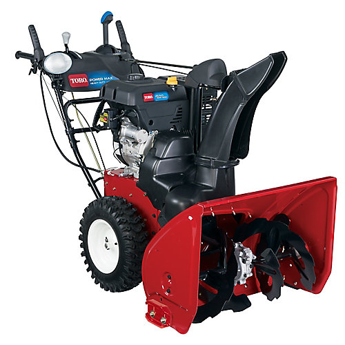Power Max HD 1028 OHXE 28 inch 302cc Two-Stage Gas Snow Blower