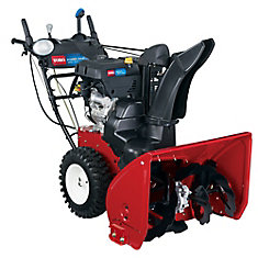 Power Max 1028 HD OHXE 2-Stage Electric Start Gas Snow Blower