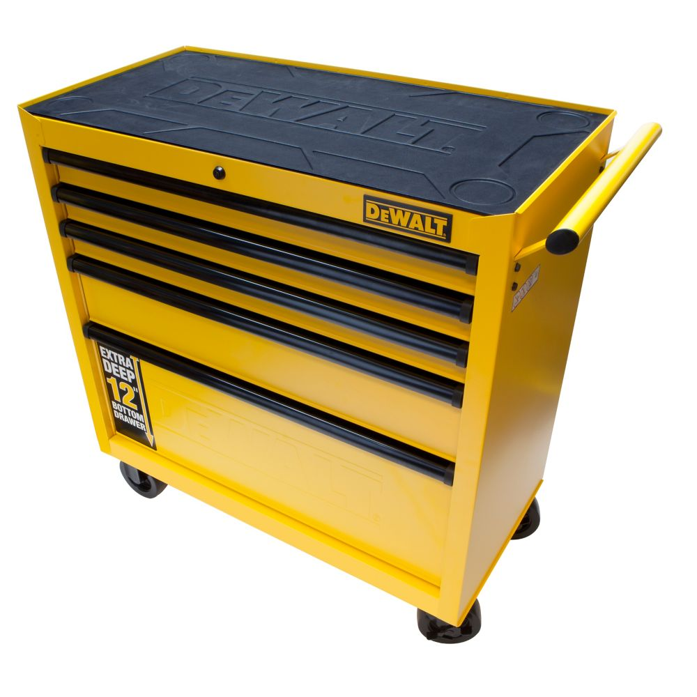 36 Inch Metal Tool Box Chest