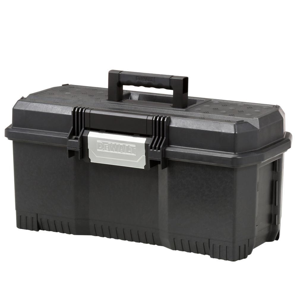 Le coffre à outils à touche unique de 24po