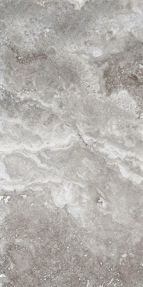 Rogini Gris 12 Pouce X 24 Pouce Grès Cérame Émaillé pour Mur et Sol (11.62 Pi2/Boîte)