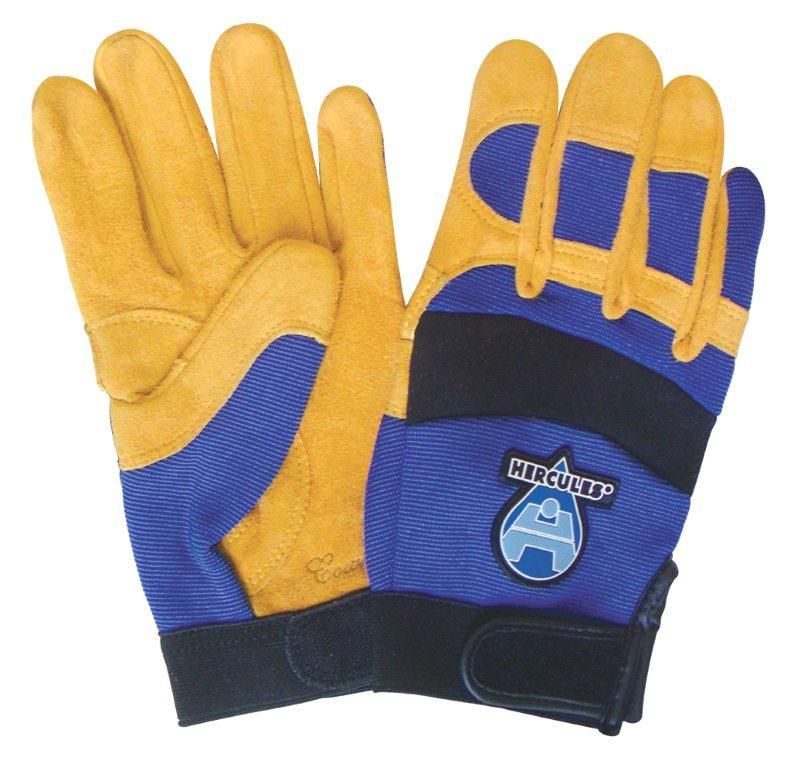 Mechanic's Style Cowhide Work Glove - Size M/9 Vi327 Canada Discount