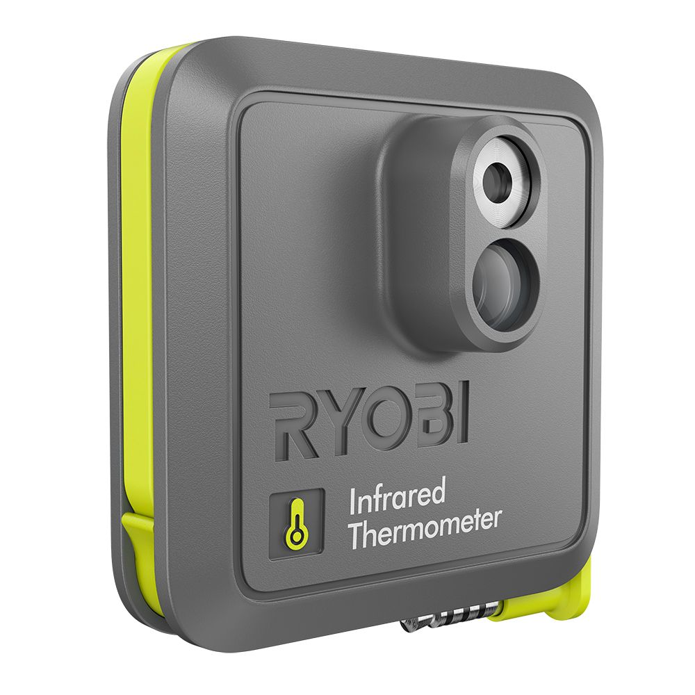 RYOBI  Thermomètre à infrarouge Phone Works