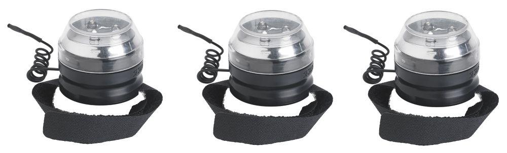 Projecteurs de lumière portables (Ensemble de 3)