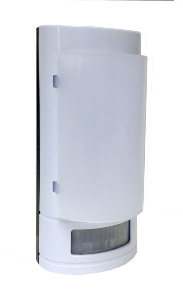 Outdoor White Led Wall Lantern Hb7024 06 Canada Discount