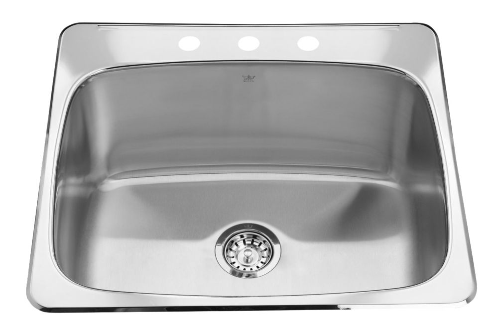 Stainless Steel Single Laundry Sink