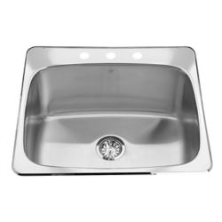 Kindred Single Bowl Sinks