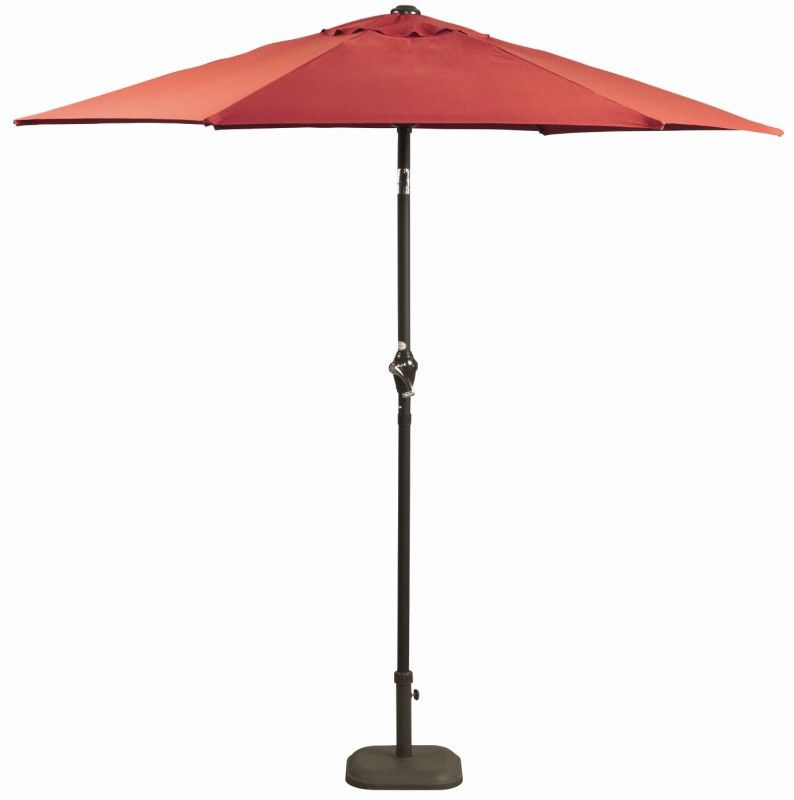 Patio Umbrella With Solar Lights Home Depot 28 Images