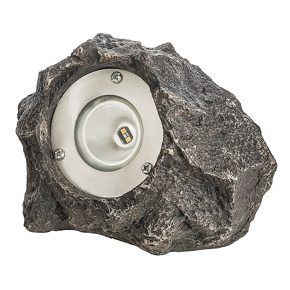 12V LED Polyresin Rock Spot Light