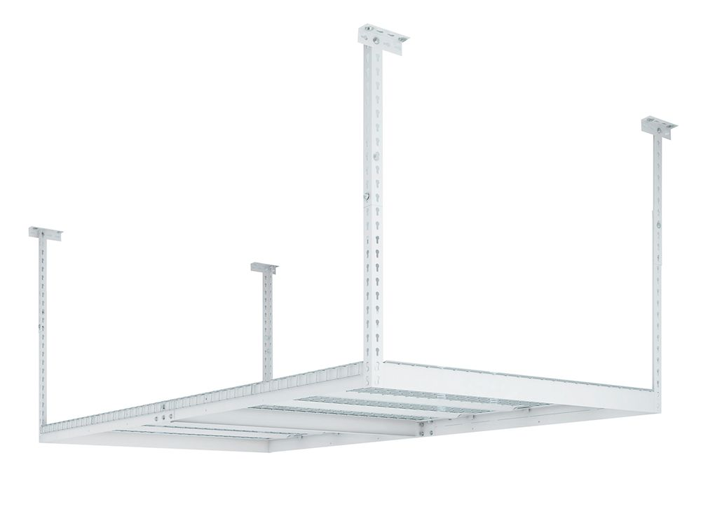 VersaRac Adjustable Width Ceiling Storage Rack (48 inches D x 45 inches H x 96 inches W)