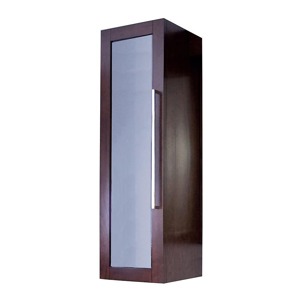 American Imaginations 14 Inch W X 45 Inch H Solid Wood
