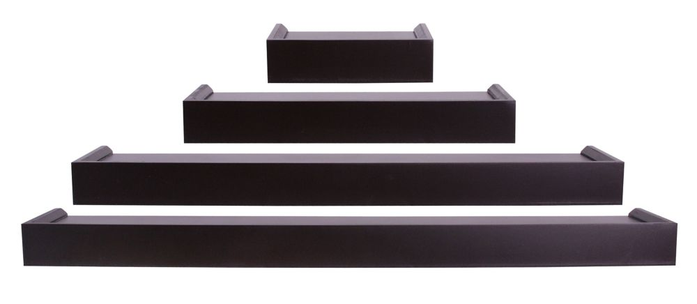 FN07780-7 Vertigo Series Java Ledge Quadruple Set