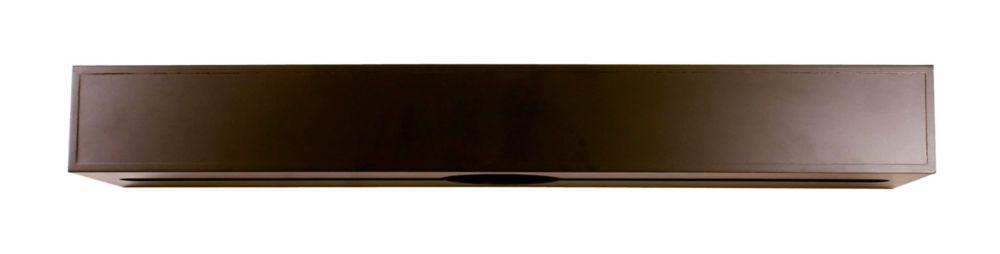 FN16781-2 Support de la série Pinot, couleur espresso, pour six verres à vin
