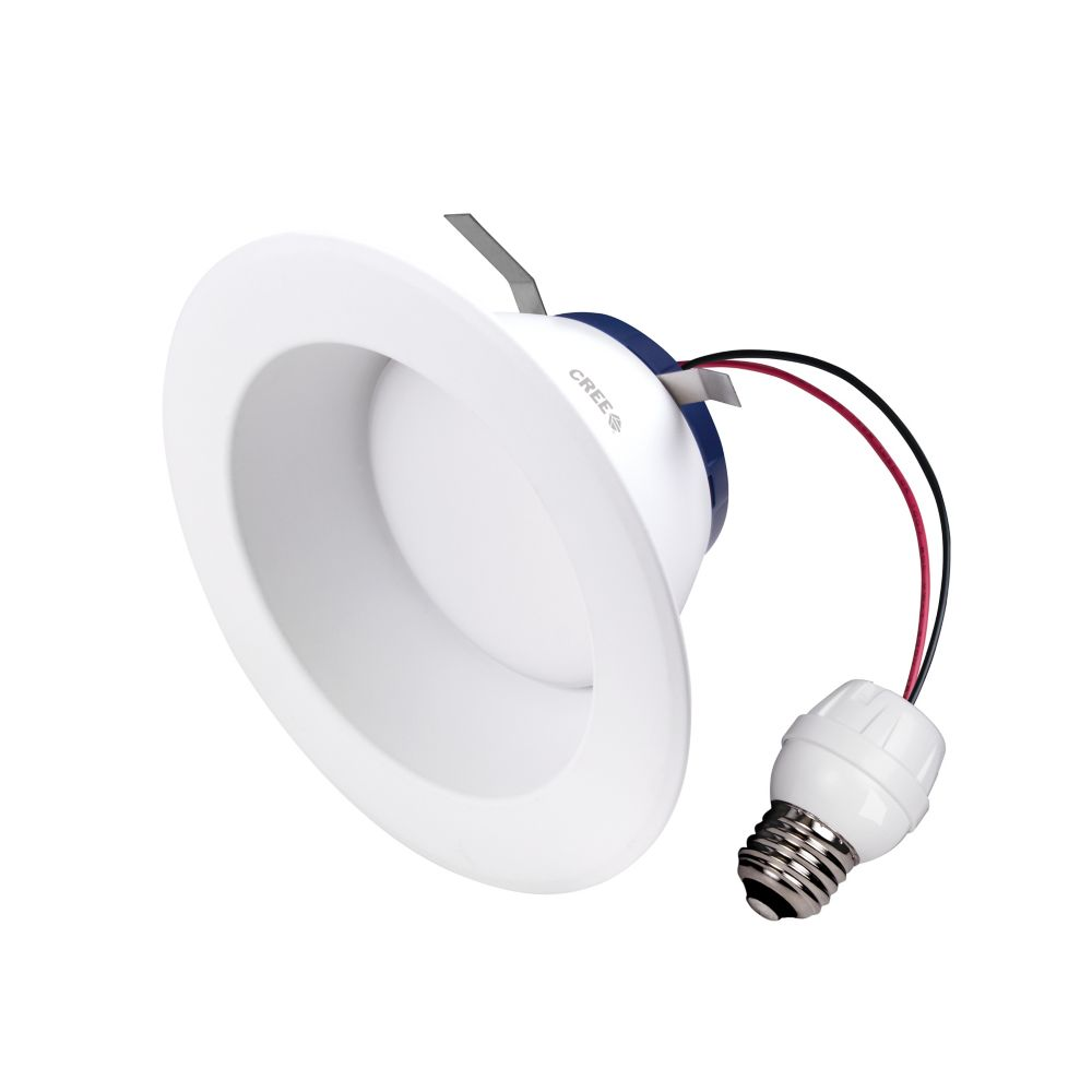 equivalent soft white 2700k dimmable led retrofit recessed downlight