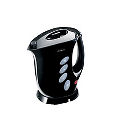 1.7L Cordless Kettle (Black)
