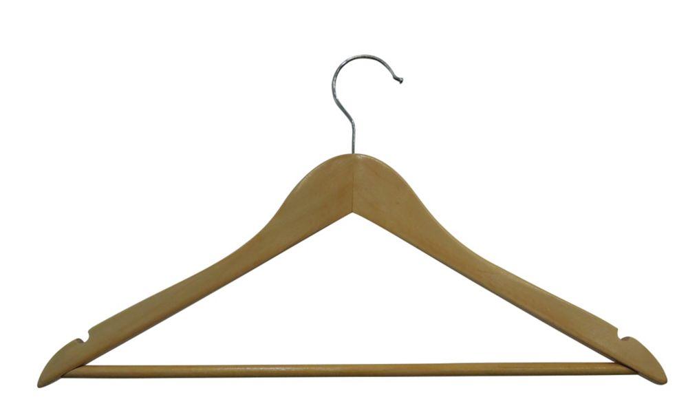 Wooden Hanger-5PK