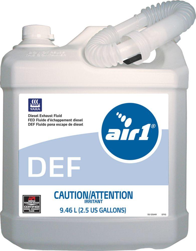 Air1 Diesel Exhaust Fluid