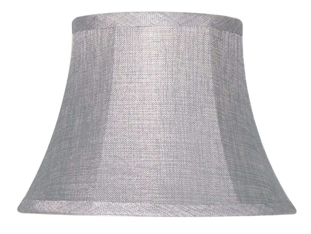 Grey Bell Table Shade