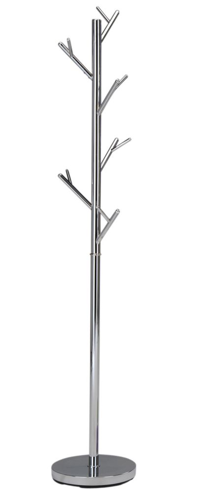 Orin-Coat Rack-Chrome