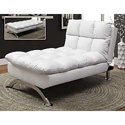 WHI Sussex-Lounge Chair-White