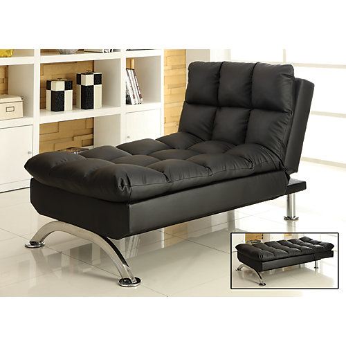 Sussex-Lounge Chair-Black