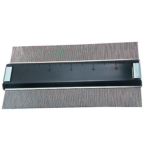 Empire stainless steel contour gauge the home depot canada stainless steel contour gauge greentooth Images