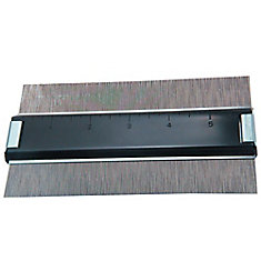 Stainless Steel Contour Gauge