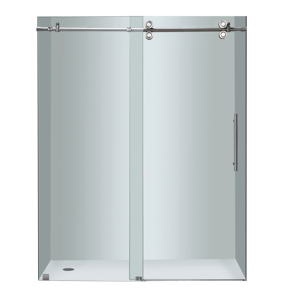Bathtub Doors Glass Tub Doors The Home Depot Canada