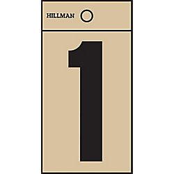 Hillman 2 Inch B/G H.D. Mylar 1
