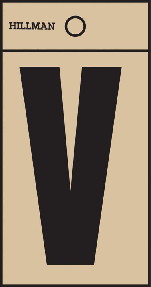 2 Inch Black & Gold Mylar Sticker V