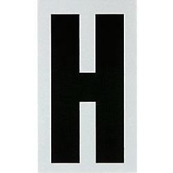 Hillman 3 Inch Black & Silver Reflec Mylar H
