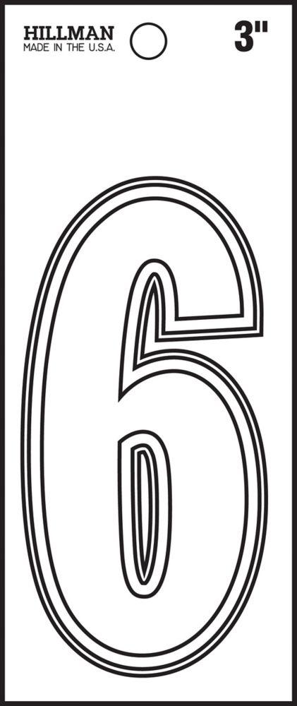 3 BLANC VINYL 6